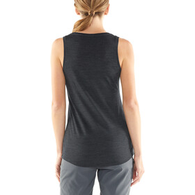 Icebreaker Sphere Tank Women black heather